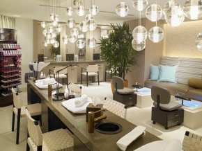 The Palms Spa Aveda Salon