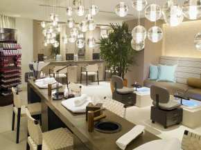 The Palms Spa Aveda Salon