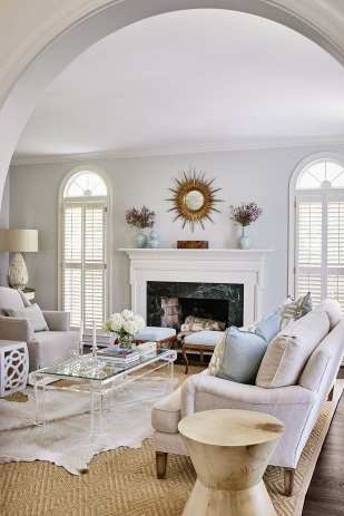 Inteior photography - For Traci Zeller and South Park Magazine. The McNeer Home.