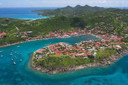 Aerial View - Credit - Comité du Tourisme de Saint-Barthélemy