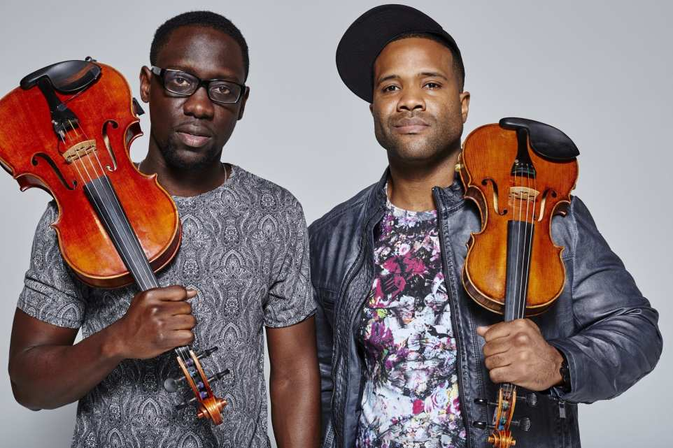 Black Violin, charlotte arts, charlotte events, state of the arts