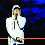 "Billboard Ranks ""Guitar Hero Live's 100 Most Popular Hits"", Eminem Is The Only Rapper On The List"