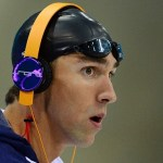 "New Interview – Michael Phelps: ""When I'm walking in, it's Eminem in my headphones"""