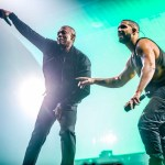 WATCH: Drake Brings Out Dr. Dre and Ice Cube in L.A. | Shouts Out Kendrick Lamar
