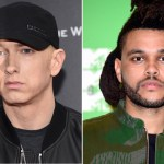 "The Weeknd Says Eminem Destroyed ""The Hills"" Remix and Jay Z on 'Renegade'"