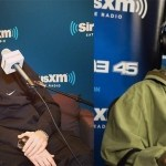 "Big Sean Visits Eminem's Radio Channel to Discuss ""No Favors"""