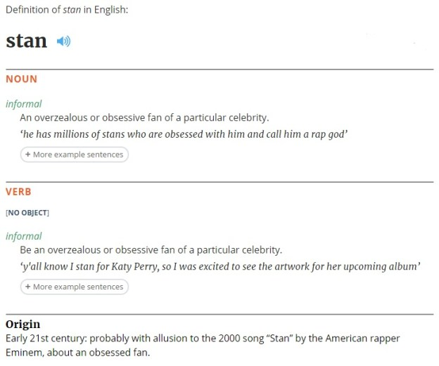 stan-oxford-dictionary