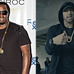 "Puff Daddy Reacts to Eminem's ""The Storm"" Freestyle at BET Hip-Hop Awards 2017"