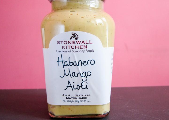 Stonewall NEW Habernero Mango Aoili
