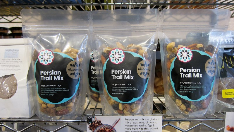 Persian Trail Mix will be your new favorite snack