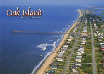 Image result for oak island nc