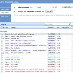 Newsletter: Organizing Microsoft Outlook Emails