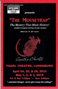 the-mousetrap-playbill