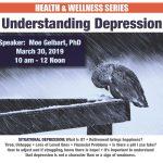 Understanding Depression, March 30