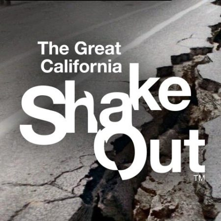great california shake out