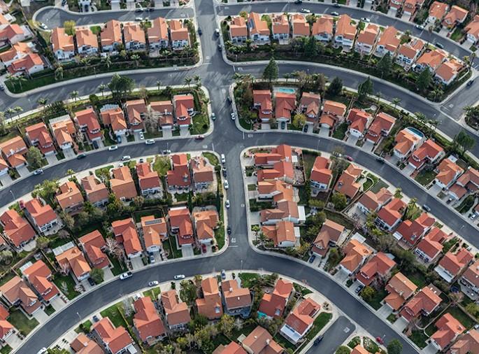 dense neighborhood