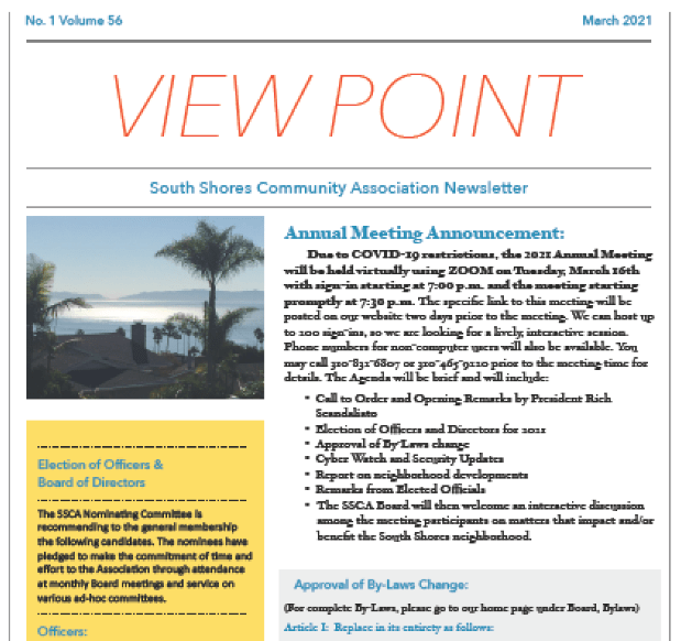 partial Front cover 2021 viewpoint