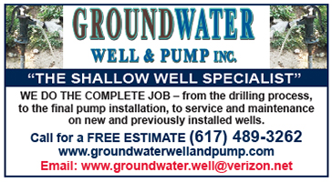 Groundwater Well & Pump