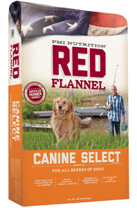 Red Flannel™ Canine Select Formula