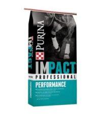 Bag of Purina Impact Professional Performance