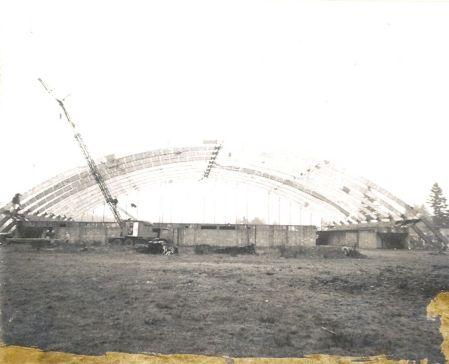 SMU pavilion