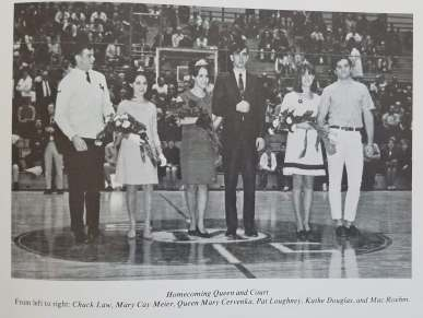SMU Homecoming Court