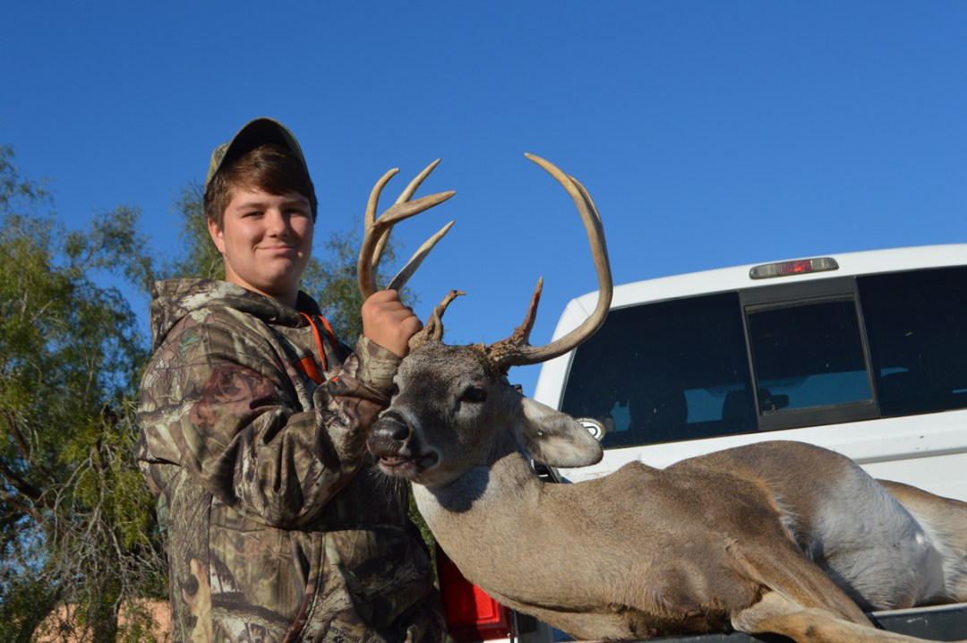 South Texas Whitetail Deer Hunting
