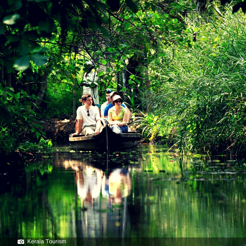 Kerala Places To Visit: Kerala Tourism Awarded The €�World's Best Responsible