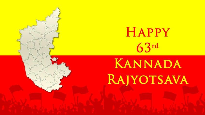 Happy Karnataka day