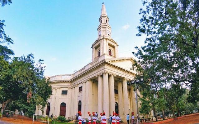 St. Andrews Church in Chennai