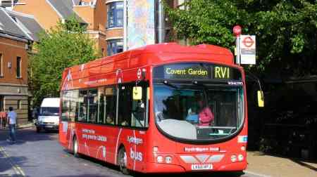 TfL has proposed cutting the service after it undertook a review of central London routes (Image: Feix O)