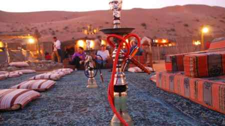 Southwark Council has launched a campaign against shisha smoking comparing the practise to the effects of binge-drinking (Image: www.traveljunction.com)