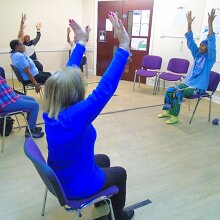 Chair based exercise