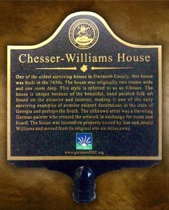 Chesser Williams