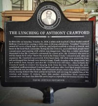 The Lynching of Anthony Crawford