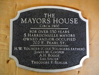 The Mayors House