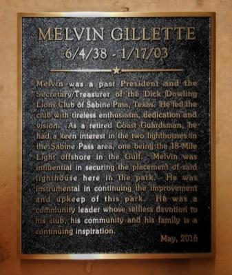 Melvin Gillette