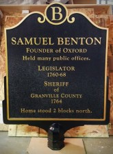 Samuel Benton