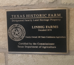 Texas Family Land Heritage