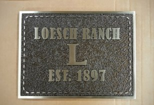 Loesch Ranch Seal