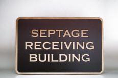 Septage Receiving Building