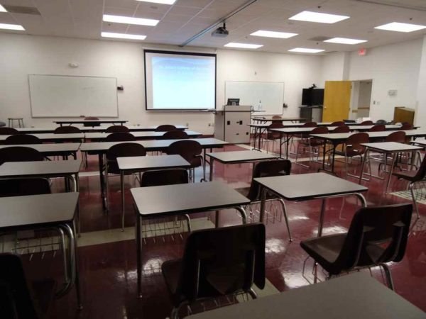 Educational Classrooms Southwest Audio Visual