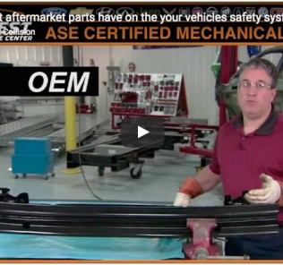 The effect aftermarket parts have on the your vehicles safety syste