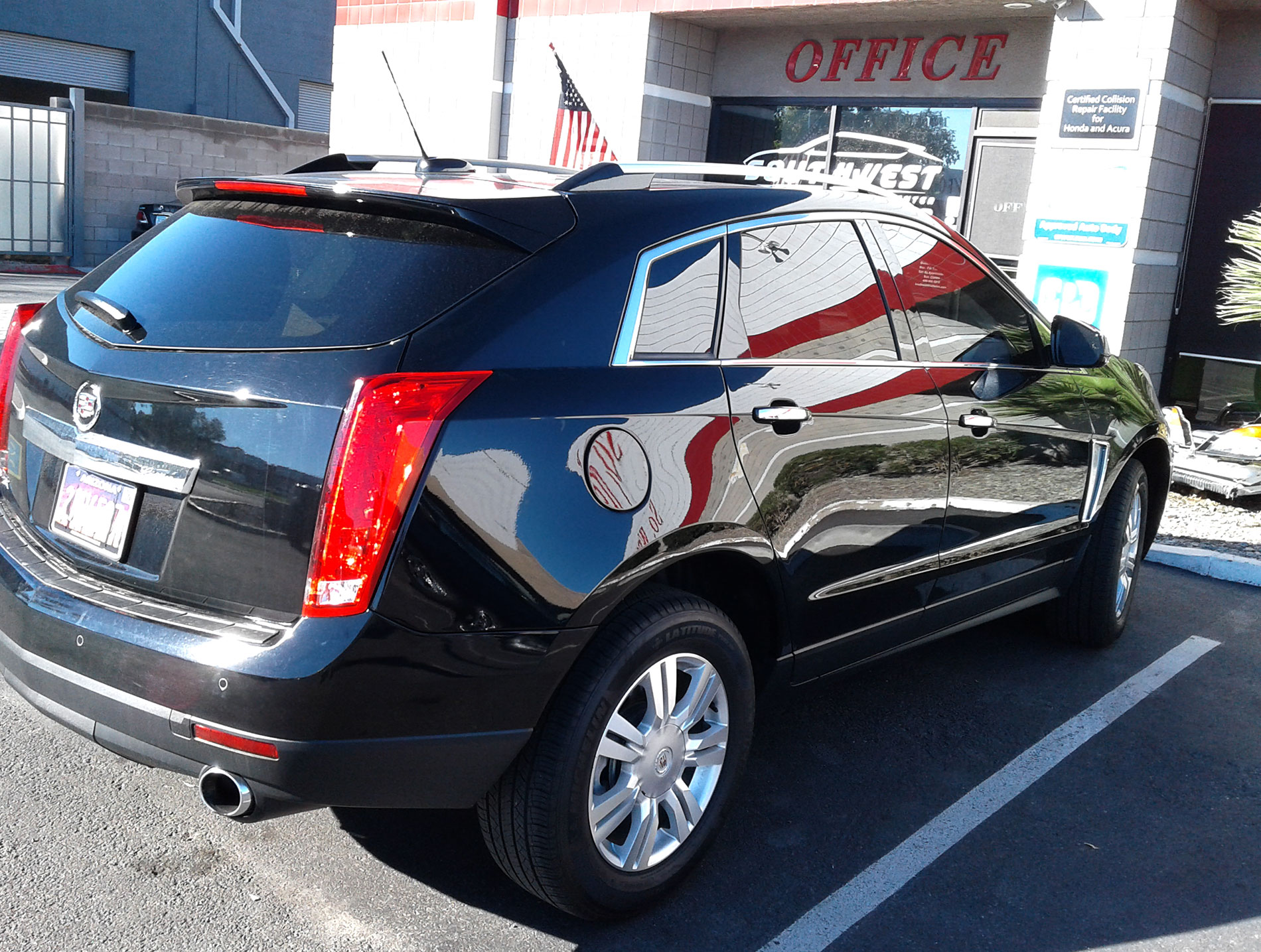 Cadillac Pre-Purchase Inspection 3