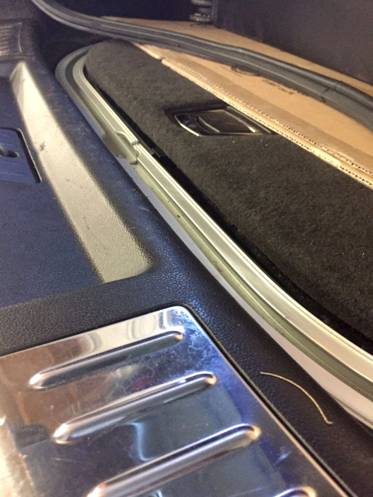 Pre-Purchase Inspection Trunk 2