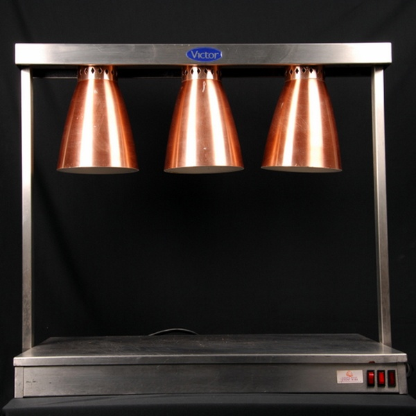 Heated Serving Unit