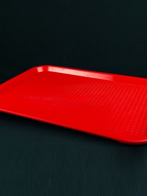 Red Canteen Tray Hire