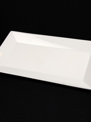 RECTANGULAR PLATE 28.5cm x 15.5cm