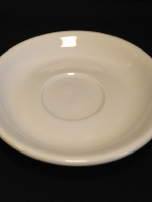 CAPPUCCINO SAUCER CLASSICAL VALUE