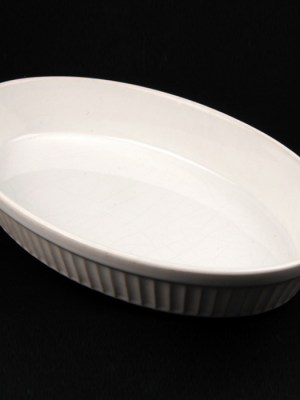 "VEG DISH - CHINA 11/12"" (PLAIN)"